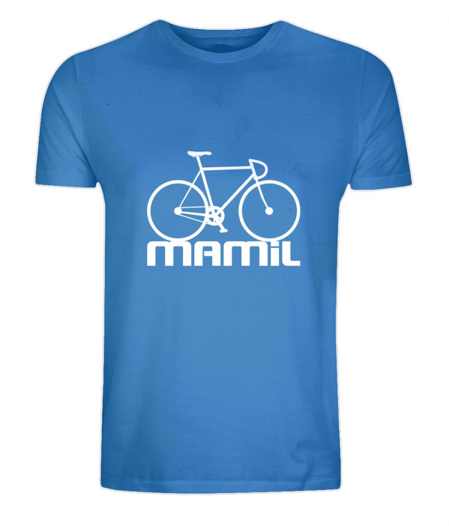 Mamil Bike Classic Jersey Men's/Unisex T-Shirt