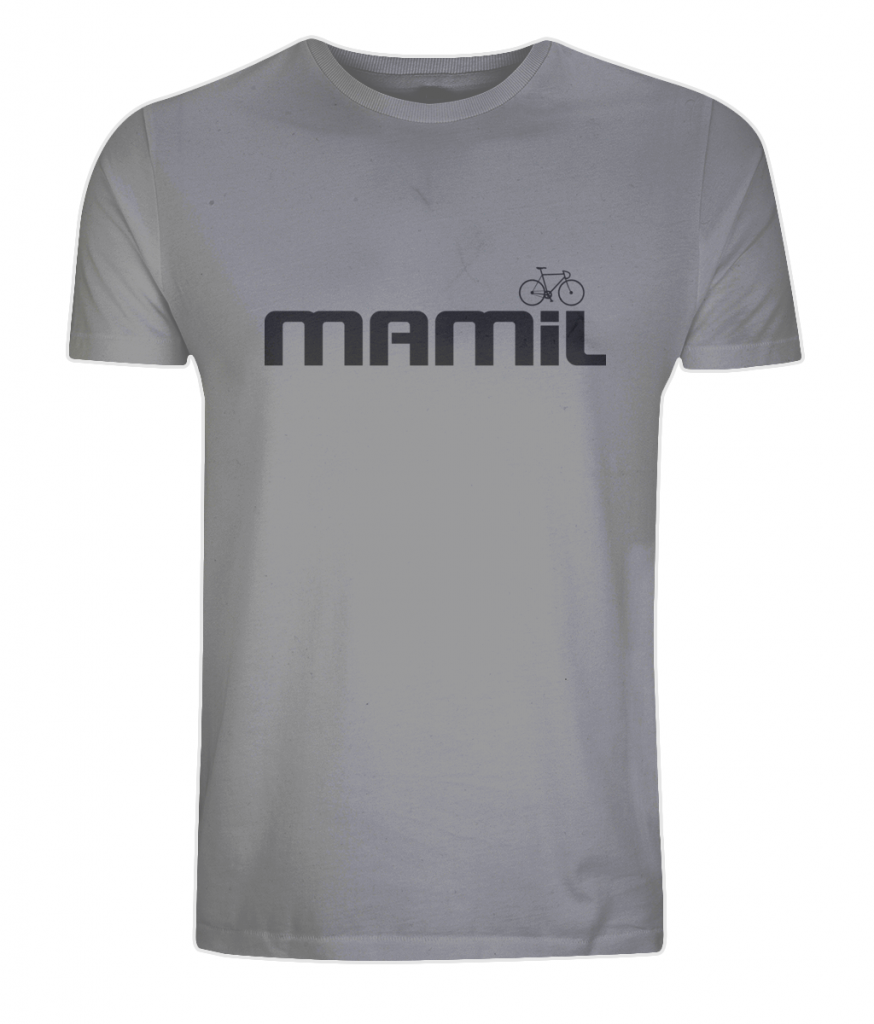 Mamil Logo Classic Jersey T-Shirt